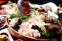【スタンダード】新鮮舟盛り付◆現役漁師が饗する海鮮料理をご堪能あれ♪