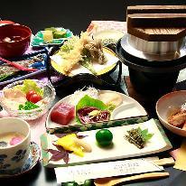 【スタンダード】こだわりが濃縮された梅ヶ島の田舎料理を満喫♪[1泊2食付]