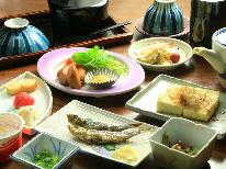 【朝食付】最終チェックイン 21時まで可能♪ホットする 和朝食を食べて元気に出発!