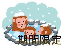 【入浴券付き★1泊朝食付】チェックイン21時までOK!★冬季限定★特典付きプラン