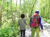 深緑の裏磐梯はトレッキング、登山、ハイキングに最適♪裏磐梯の探勝路や野鳥の声を聞きにいこう♪
