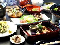 【動くとり貝会席コース】幽斎限定!動くとり貝を食す、期間限定のおもてなし【1泊2食】
