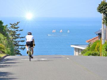 【サイクリスト歓迎】初心者の方でも安心≪南海岸限定レスキュー付&ロードバイクラック完備≫アワイチ応援