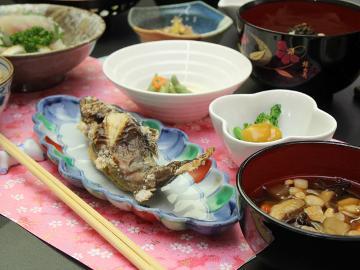 ◇山人秋まつり◇秋の味覚と岩魚を楽しむ♪1泊2食付