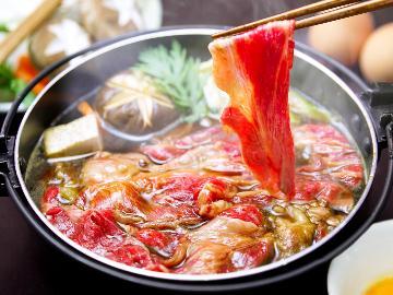 【旨いものぜんぶ】創作 懐石料理&桜鍋&馬刺し大盛り