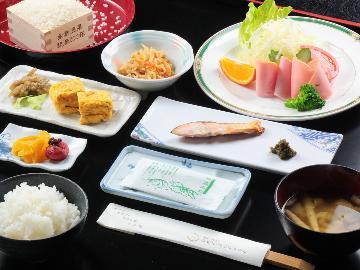 ≪冬季限定≫【1泊朝食付】新潟産コシヒカリの朝ごはんを食べて出かけよう!美人の湯は24時間かけ流し♪