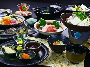 【1泊2食/カップル】 純米スパークリング&特製デザートつき!離れ「英五郎の間」に泊まる…特別プラン