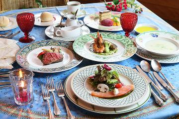 欧風ビストロコース★お肉とお魚どっちも食べたい!フレンチのフルコース【ペット同伴可】