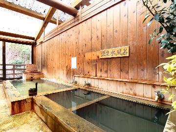 【素泊り】温泉療養宿として親しまれた釜沼温泉♪温泉を存分に堪能する~平日限定プラン