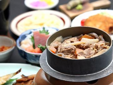 【日帰り昼食】今までの常識を覆す美味しさ!しし鍋・しし釜定食