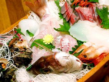 【365日同料金】海の幸を存分に味わおう♪網野海の幸満腹ぷらん