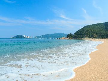 塩浜海水浴場まで車で6分!海の幸を満喫◆豪快!!舟盛りプラン