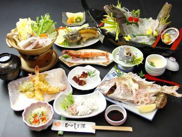 【忘新年会】特製海鮮鍋&旬魚舟盛りでプチ忘新年会を!【満腹&満足】