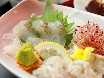 【お気軽定食】新鮮魚介も食べられる!?定食付き格安プラン【平日限定】