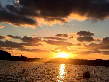 【サンセットクルージング♪】スタンダード海幸会席&壱岐の美しい夕陽を見に行こう♪