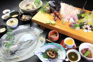 【壱岐 うに祭プラン】漁師直送『壱岐産うに』をたっぷり♪そしてお腹いっぱい海幸会席プラン