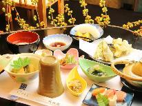 ☆女子旅で戸隠を満喫☆【女性に嬉しい特典満載♪】戸隠蕎麦と季節食材を使用した会席料理【一泊二食付き】