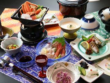 【ヘルシー会席】夕食控えめお気軽膳☆わんちゃんと一緒旅