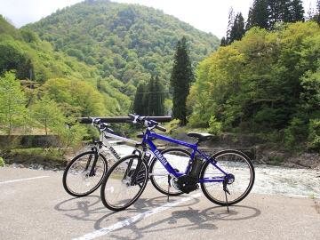 【1日1組限定!】信州の雄大な景色を電動アシスト自転車でサイクリング2泊プラン♪♪