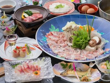 【HP限定】平成最後の『鶴の恩返し』プラン☆柔らか有田鶏鍋コースを感謝の特別価格で♪