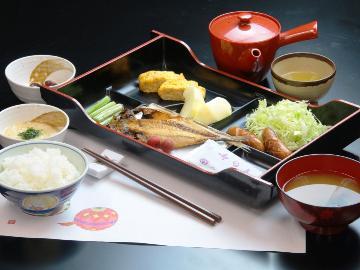 【朝食付き】チェックイン21時迄&24時間入浴OK♪自家製野菜たっぷりの朝ごはんつきプラン