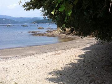 【夏限定★お子様歓迎★特典付】波音響く…海水浴で夏の楽しい思い出を♪相賀浦海水浴場まで送迎します☆