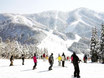 【スキージャム勝山まで車で1時間】スキー&スノボ応援、滑った後は2食付で安心プラン!