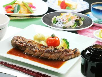 【1・2月限定】お一人様9,000円~☆お肉もお魚も楽しめる!お箸でいただく洋食膳◆1日5組様を特別ご招待