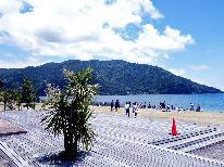【夏はびわ湖で湖水浴♪】マキノサニービーチ高木浜!今津浜水泳場!などすぐ近く@特典付【1泊2食付】