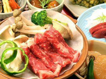 【グレードアップ】とろける♪信州牛サーロインステーキ&野沢お袋の味[1泊2食付]