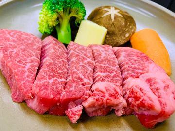 【シニア◆3大特典付】50歳以上&平日限定★個室食事処で飛騨牛のヒレ肉を堪能♪《2食付》