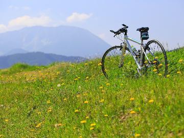 【お得な特典付】サイクリングや登山で蒜山にお越しの方必見!!嬉しい特典は当旅館だけ♪【1泊夕食】