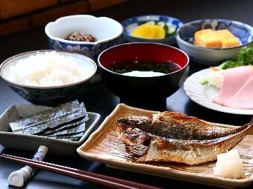 朝食付◆あったか和朝食で1日のスタートを!レイトチェックイン22時までOK♪