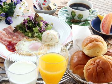 1日の始まりはフレッシュな朝食で♪冬■格安■[1泊朝食付]