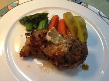 【信濃 地鶏のグリル】&【選べる 陶板焼き】♪好きな組み合わせで大満足!チョイスプラン