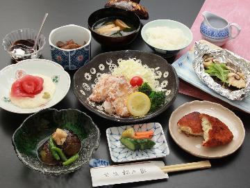 【スタンダード】平日限定♪女将特製 手作り料理でおもてなし。。1泊2食付プラン
