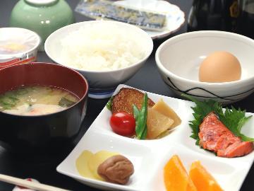 【ビジネス☆朝食付き】最終チェックインは23時!朝活を応援致します♪