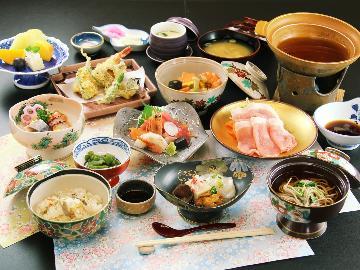 【いわて純情豚】亜麻豚のしゃぶしゃぶプラン☆体に優しい料理と温泉を満喫♪お部屋食