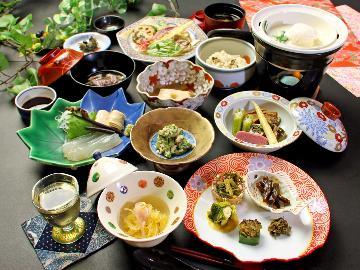 【日帰り:精進料理・スタンダード】宿坊で心身ともに調うお食事・・・