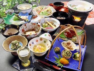 【日帰り:精進料理・デラックス】伝統の精進料理でおもてなし・・・
