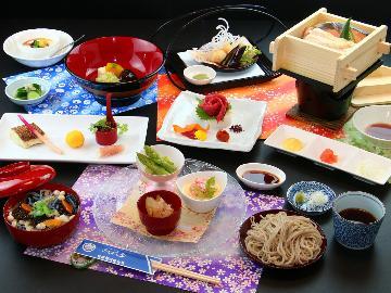 《お盆のご予約はコチラ》【贅-zei-】日本料理の粋を味わうくつろぎの時間