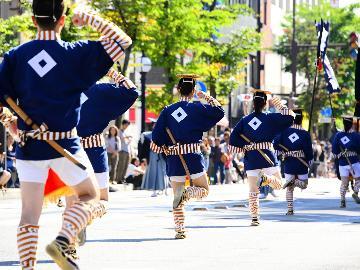 9月の会津はお祭りが盛りだくさん!「会津十楽秋の陣」・「会津まつり」で会津の歴史に触れてみよう♪