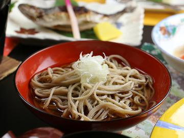 【11月限定】晩秋の昭和村で美味しいお蕎麦を堪能♪天然温泉100%の温泉でゆっくり温泉旅![1泊2食付]