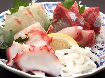 天草の恵み♪新鮮地魚満載♪