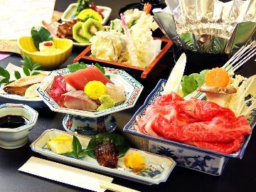 美味しいお料理と天然温泉で白浜を満喫♪得々会席【梅花~umehana~】