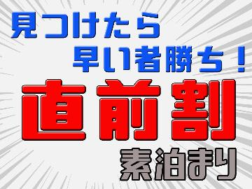 【直前割】最大1,0000円OFF!【素泊まり】日本三大古泉・『白浜温泉』でまったりシンプルステイ【1人旅歓迎】