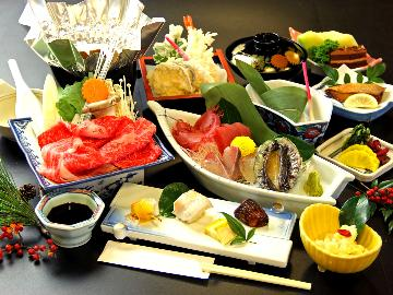 料理長厳選。旬の「旨い」を贅沢に堪能する人気会席【松風~matsukaze~】