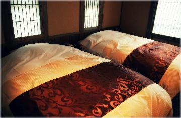 ◆新館:一日一組様限定・露天風呂・ベッド部屋付き別棟・離れ【榊】(2018年10月新築オープン)◆