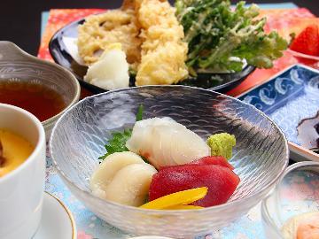 【5、6月限定】お得な3大特典付で茨城満喫♪海のコテージで温泉と美味しい海の幸を楽しもう♪