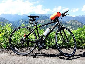 【自転車ツーリングプラン】《特典付》室内駐輪場あり☆涼しい環境でトレーニングにも最適♪【2食付】